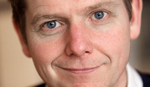 Christian Jensen, chefredaktør (foto: Thomas Borberg)