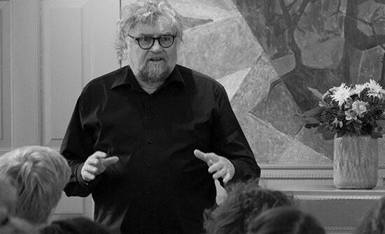 Jørgen Carlsen, fhv. højskoleforstander