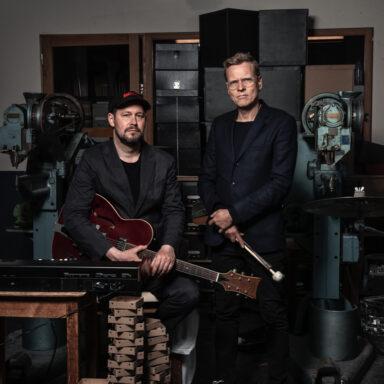 Koncert med Gustaf Ljunggreen og Emil de Waal