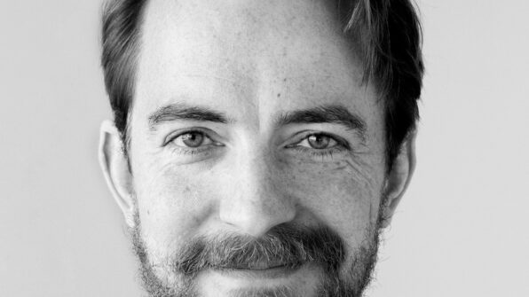 David Jacobsen Turner, litteraturredaktør (Danmark)