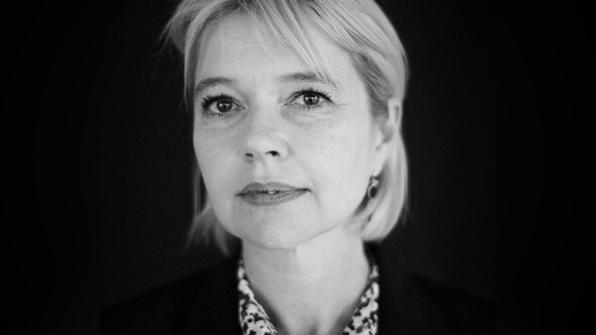 Elisabeth Friis, lektor, kritiker (Danmark). Foto Kajsa Gullberg
