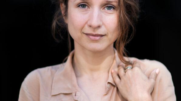 Ida Marie Hede, forfatter (Danmark). Foto Tine Bek