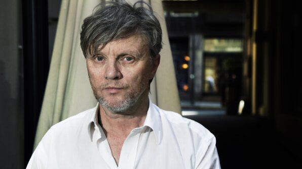 Terje Dragseth, forfatter, kritiker (Norge). Foto Steinar Buholm