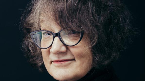 Monika Fagerholm, forfatter (Finland). Foto Niklas Sandström