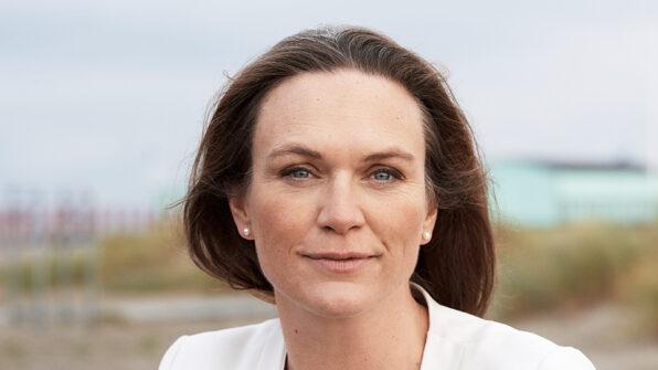 Merete Riisager, direktør i Dansk Svømmeunion og tidligere undervisningsminister