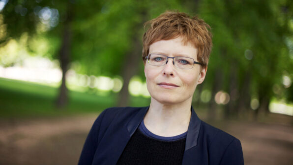 Susanne Christensen, forfatter (Norge) Foto: Pernille Marie Walvik